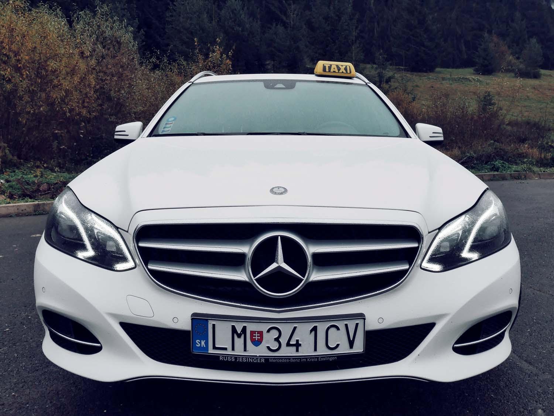 Taxi Liptovský Mikuláš